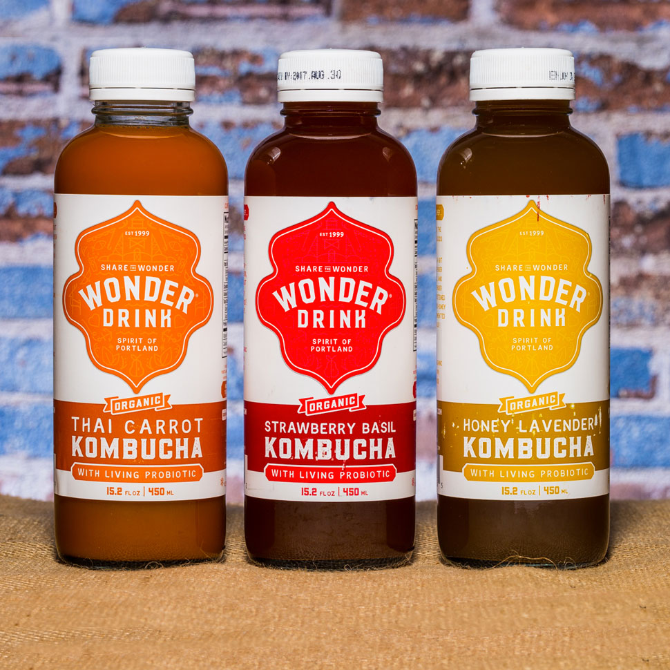 Review: Wonder Drink Kombucha Adds New Flavors