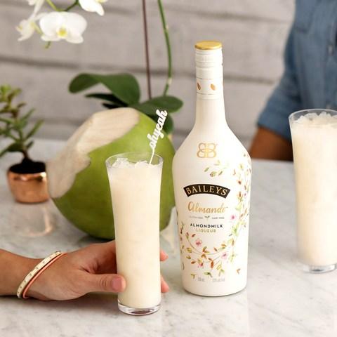 Baileys Releases Vegan-Friendly Almande Almondmilk Liqueur