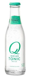 Q Drinks Adds Q Indian Tonic to their Portfolio of Spectacular Mixers