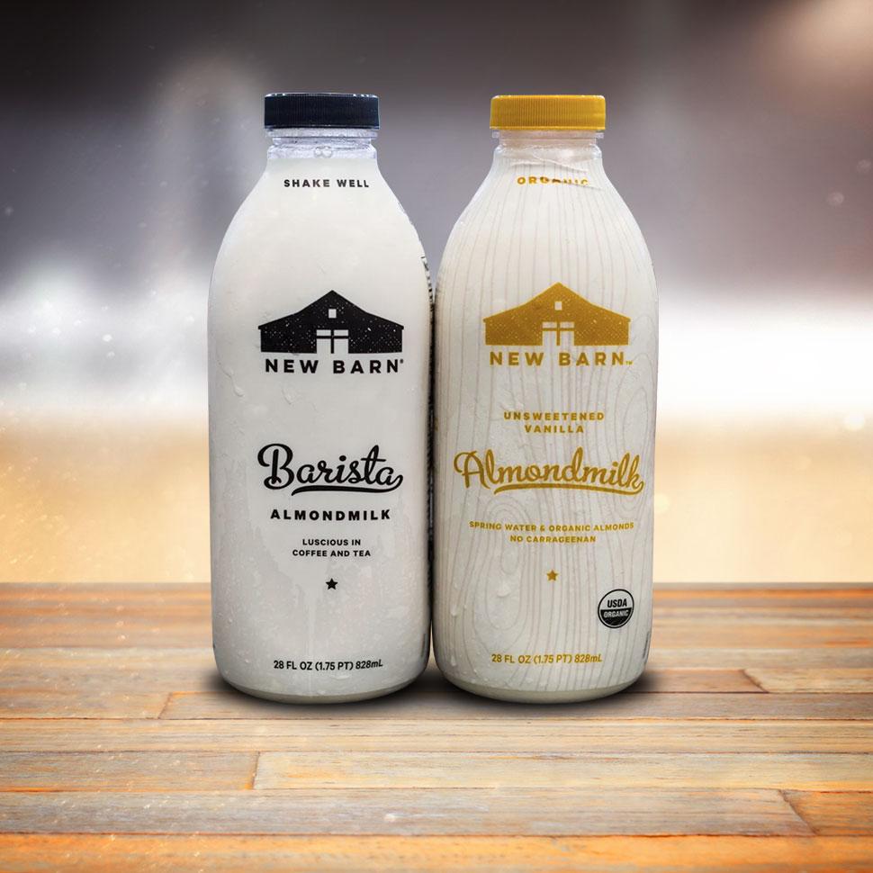 Video New Barns Billie Thein Talks Almond Milk Innovation Branding