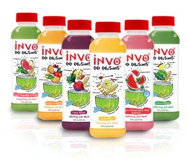 INVO Launches Premium Coconut Water With Fruit & Veggie Juice Blends