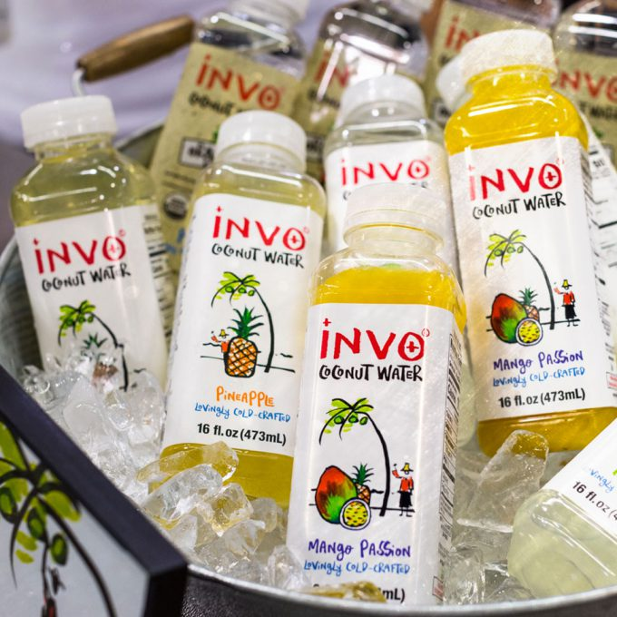 INVO Launches Premium Coconut Water With Fruit & Veggie Juice Blends