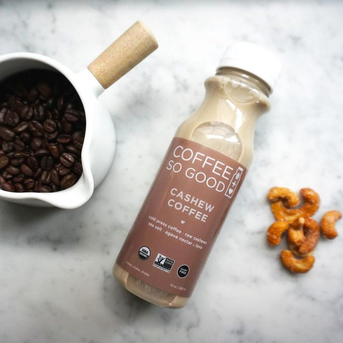 So Good So You Launches Line of Dairy-Free Cold-Brew Coffee