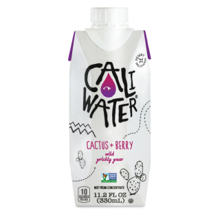 CALIWATER Cactus Water Now Available in Over 200 Safeway Stores