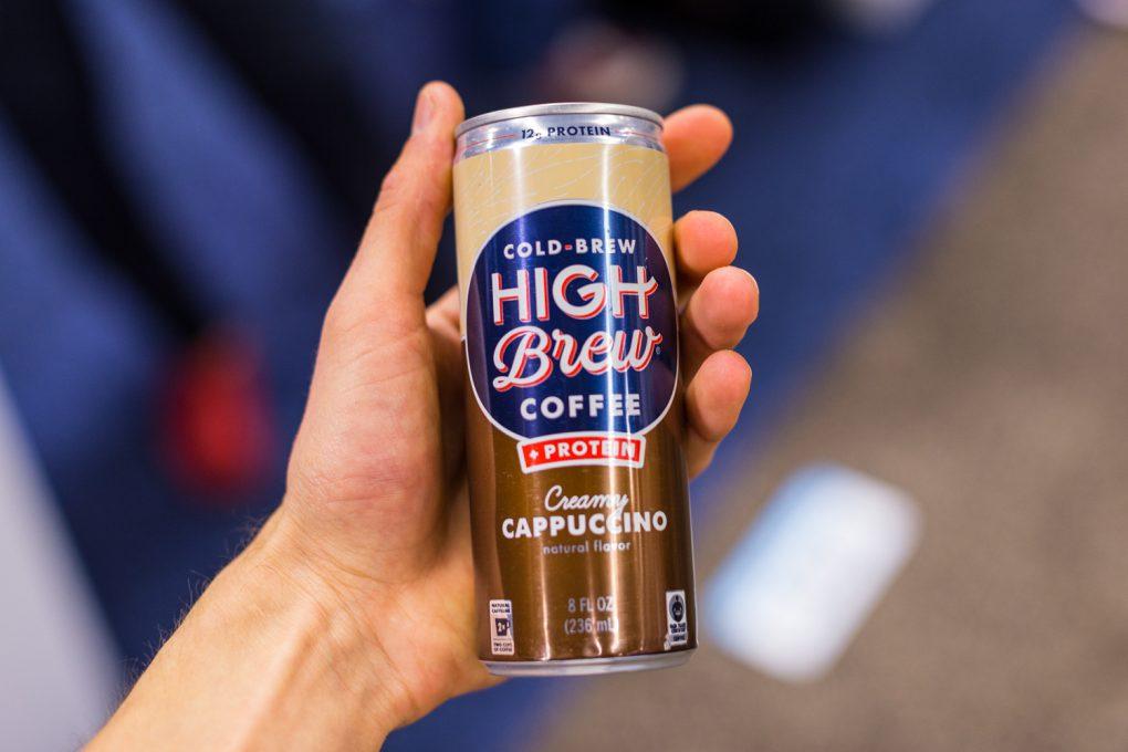high brew cap