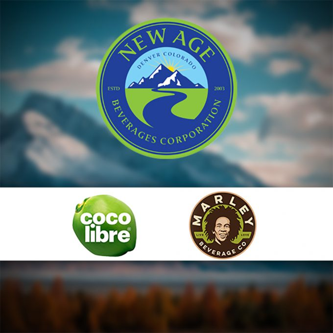 New Age Acquires Coco Libre, Marley Beverage Assets