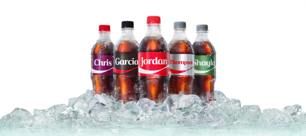 List Of Names On Coke Bottles 2020.Share A Coke Returns With More Names And More Flavors