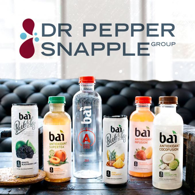 Dr Pepper Snapple Group: Bai Marks 'An Important Shift' for Portfolio