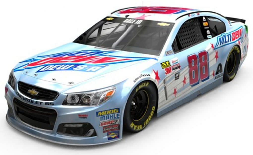 mtn dew teams up with dale earnhardt jr to launch mtn dew dew s a