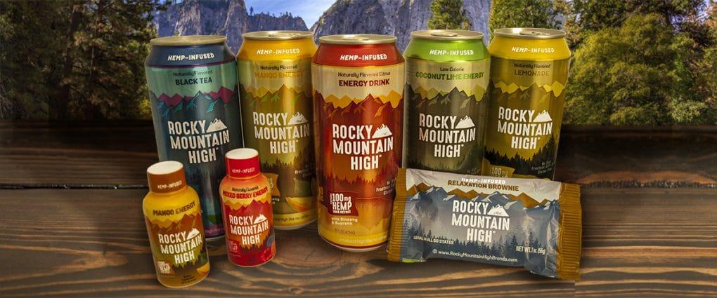 Rocky Mountain Hemp Energy Drink