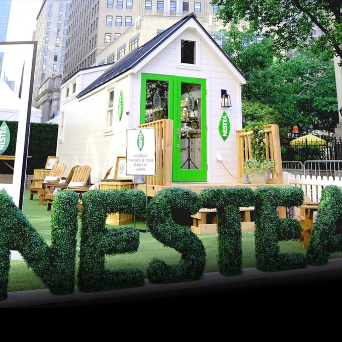 Nestea Takes 'Less is More' Revamp On Tour