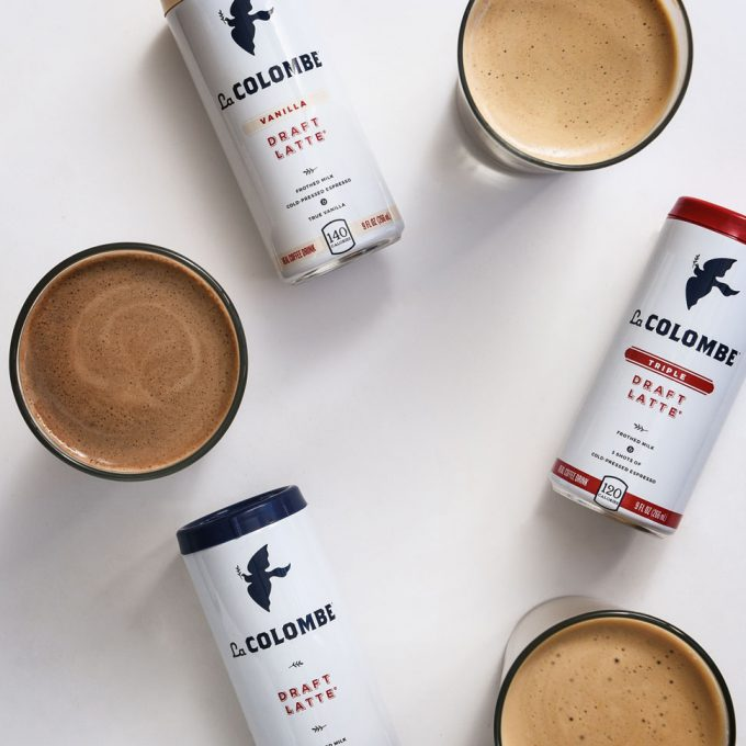 Draft Latte Powers La Colombe to Big Start in 2017