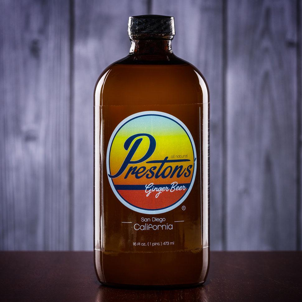 Review: Preston's Ginger Beer