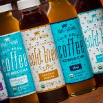"Review: Blue Island ""CoffeeBucha"" Marries Coffee and Kombucha"