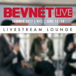 """Livestream Lounge"" Returns to BevNET Live Summer 2017"