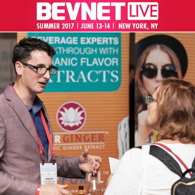 Emerging Flavor Trends On Display at BevNET Live Summer 2017
