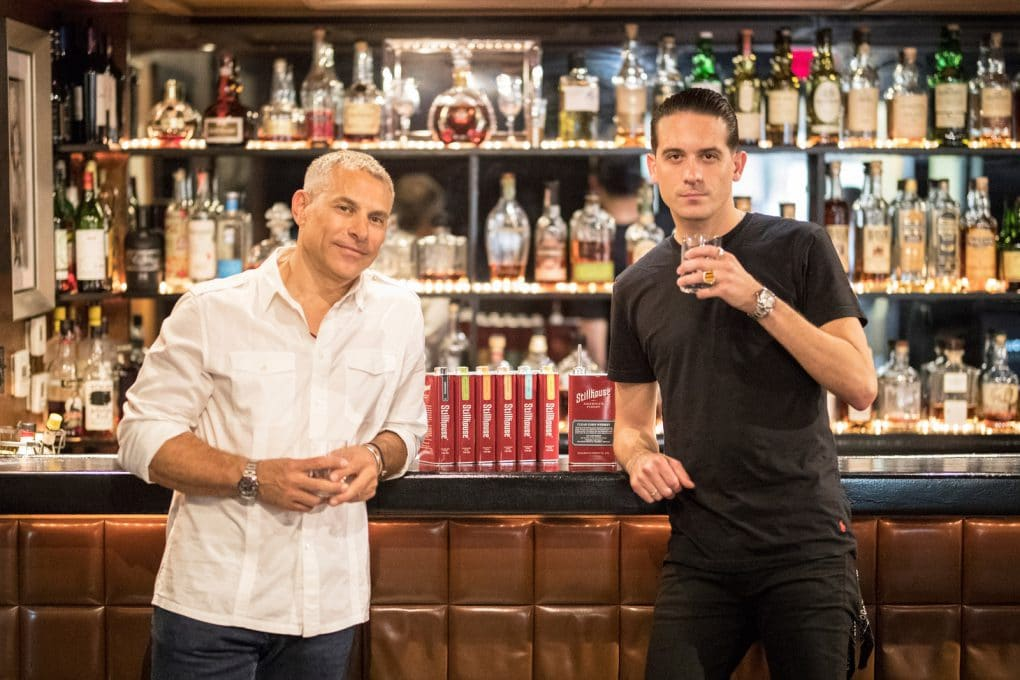 Stillhouse Spirits Names G-Eazy as Partner/Co-Creative Director