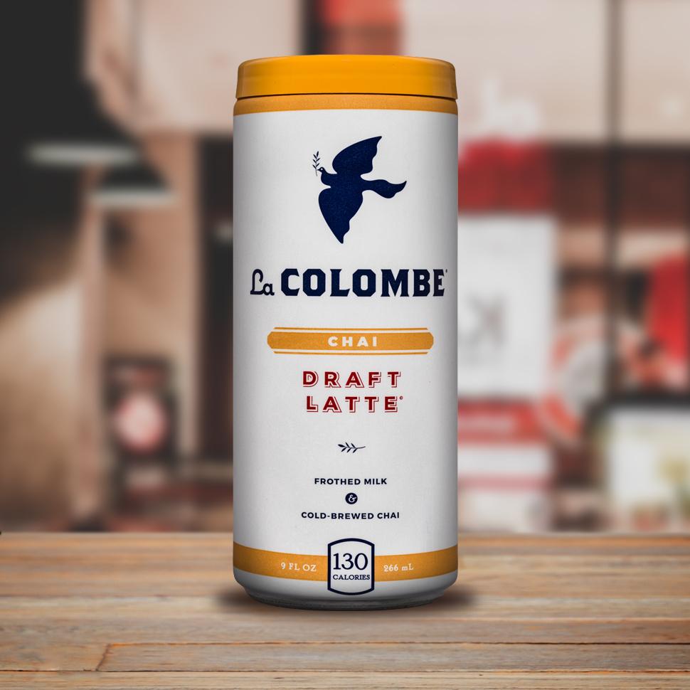 Review: La Colombe Draft Chai Latte