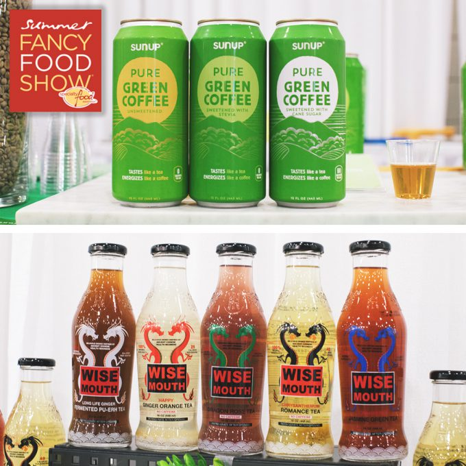 Video: Early-Stage Intros at The 2017 Summer Fancy Food Show