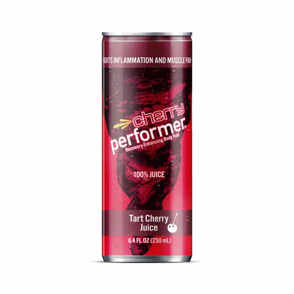 Juice Performer Launches Cherry Performer Tart Cherry Juice