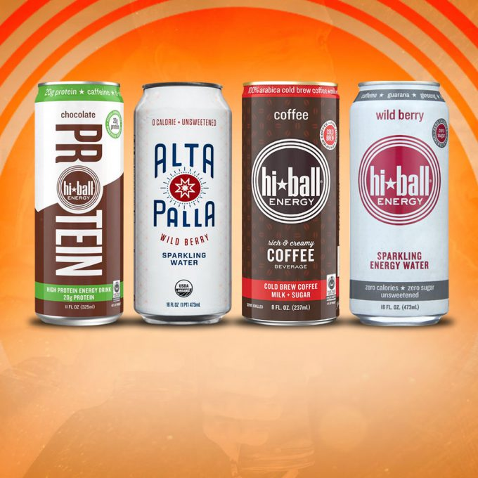 Hiball, Alta Palla Acquired By Anheuser-Busch