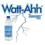 AquaNew's Watt-Ahh Releases Commemorative Anniversary 1L Bottles