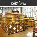 Aqua ViTea Launches New Kombucha Fountain With Ripe Juice, Plus Vodka