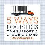 5 Ways Logistics Can Support a Growing Brand