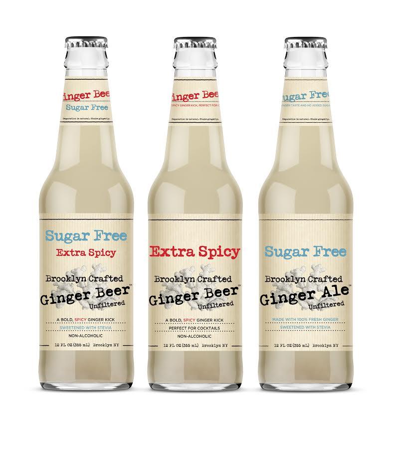 Brooklyn Crafted Launch New Ginger Beers and Ginger Ale