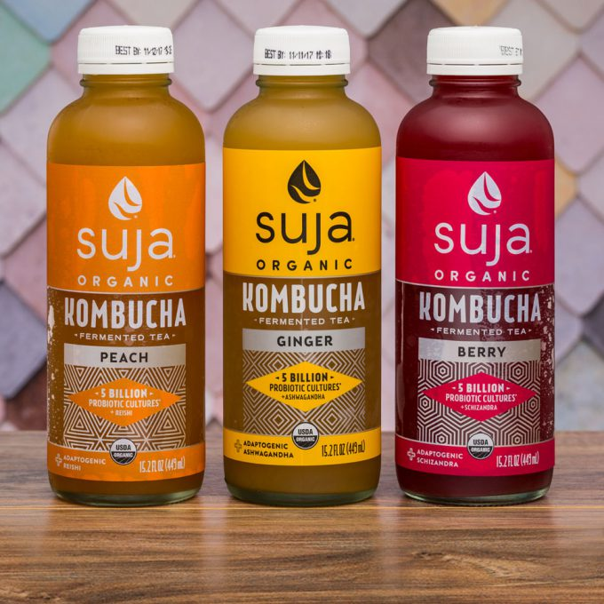 Review: Suja's Kombucha is the Real Deal