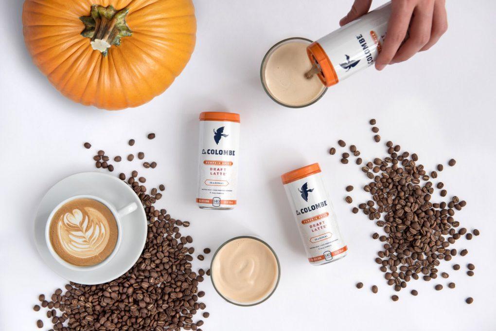 La Colombe Launches Pumpkin Spice Draft Latte