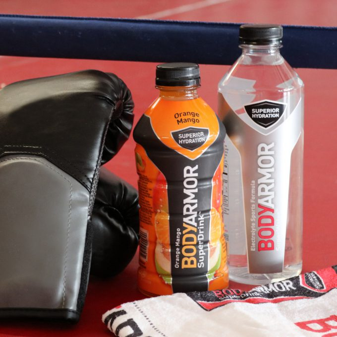 BODYARMOR Steps Into the Ring to Hydrate Mayweather vs. McGregor
