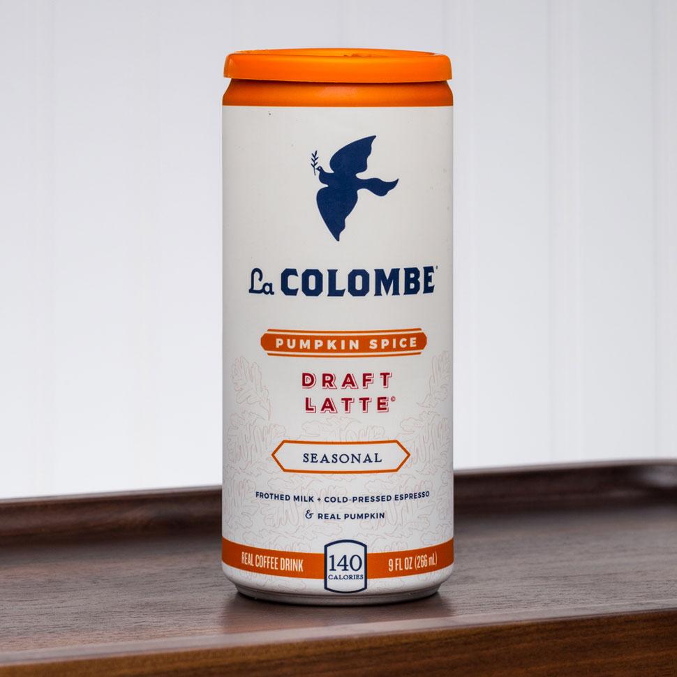 Review: La Colombe Pumpkin Spice Draft Latte