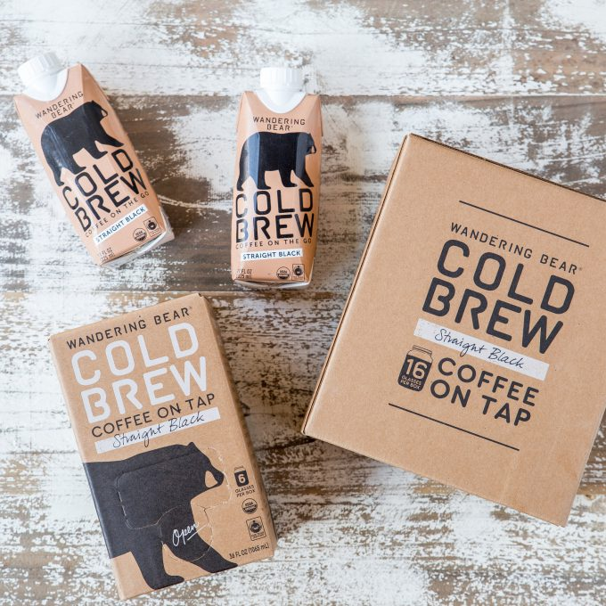 Wandering Bear Launches Grab-and-Go Line