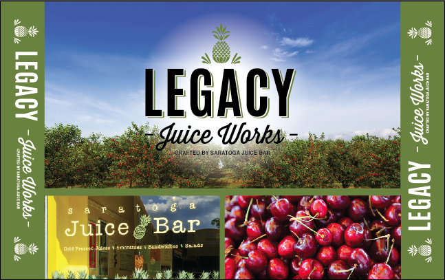 Saratoga Juice Bar to Launch New Organic Tart Cherry Line at Expo East