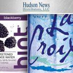 Extra! Hudson News Distributors Adds Beverages, Snacks