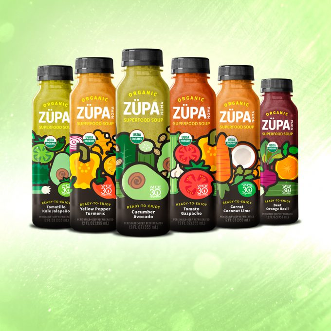 Distribution Roundup: Zupa Noma Branches Out