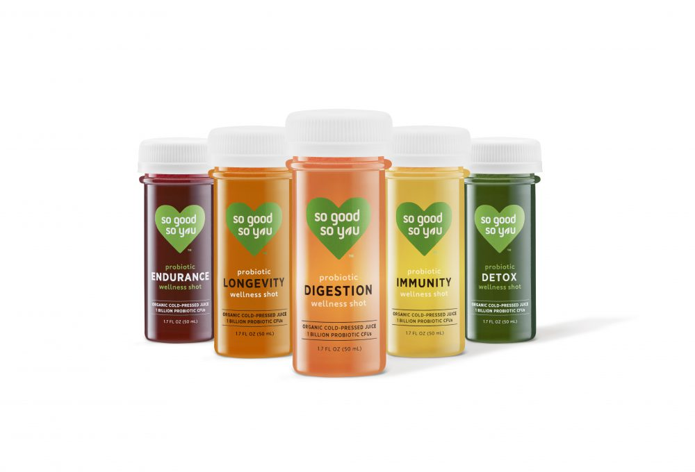 So Good So You Launches Probiotic Wellness Shots