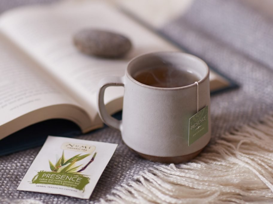 Numi Organic Tea Introduces Holistic Herbal Teasans Developed to Support Emotional Well-Being