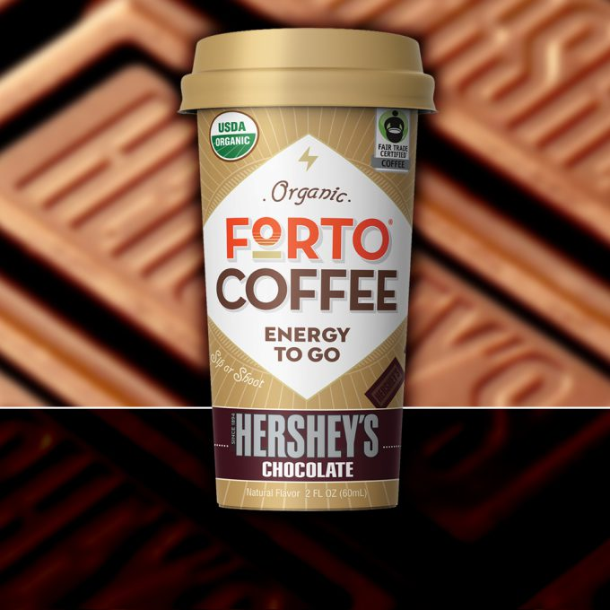 Forto Partners With The Hershey Company For New SKU, JAB Invests