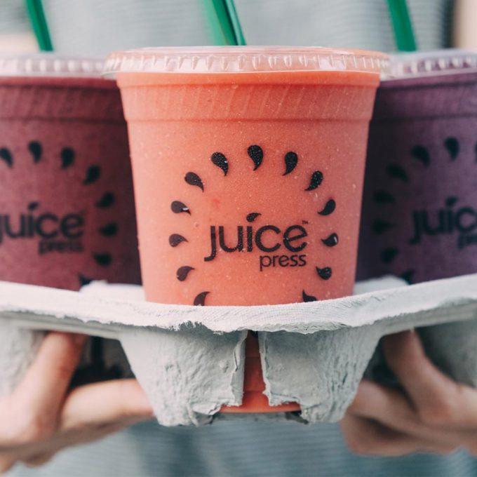 Juice Press Makes Travel Play at NYC Airports