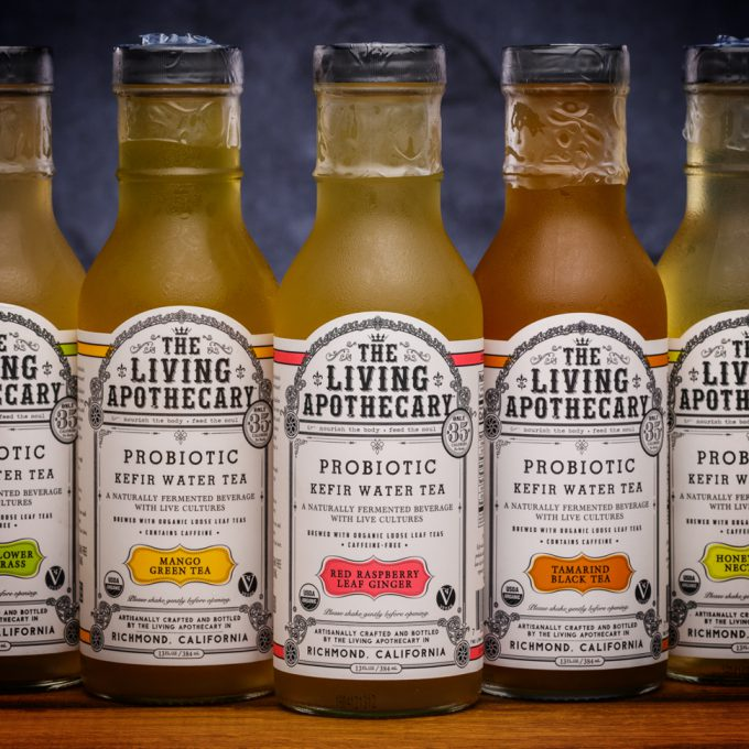 Review: Living Apothecary Brings Water Kefir to Tea
