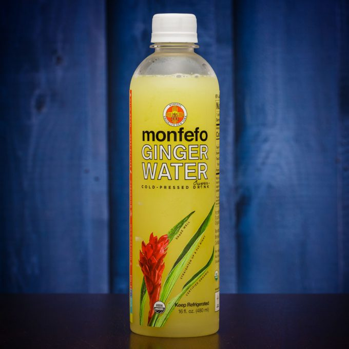 Review: Monfefo Ginger Water