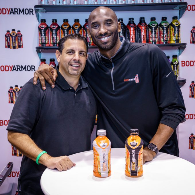 NACS 2017 Video: Kobe Bryant, Michael Fedele Discuss BodyArmor's Marketing Moves