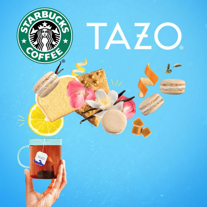 Starbucks Announces TAZO Sale to Unilever