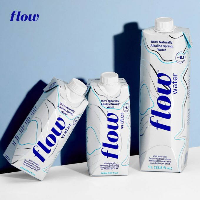 Flow Announces Flavored Line Extension