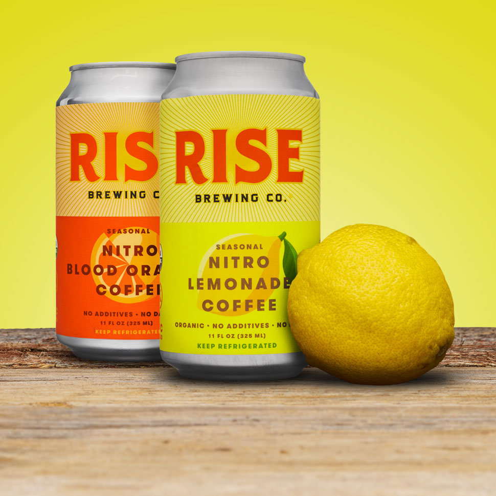Review: RISE Brewing Co. Adds Two New Citrus Flavors to their Cold Brew Lineup