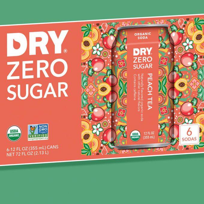 DRY Soda Co. Launches Zero Sugar Line