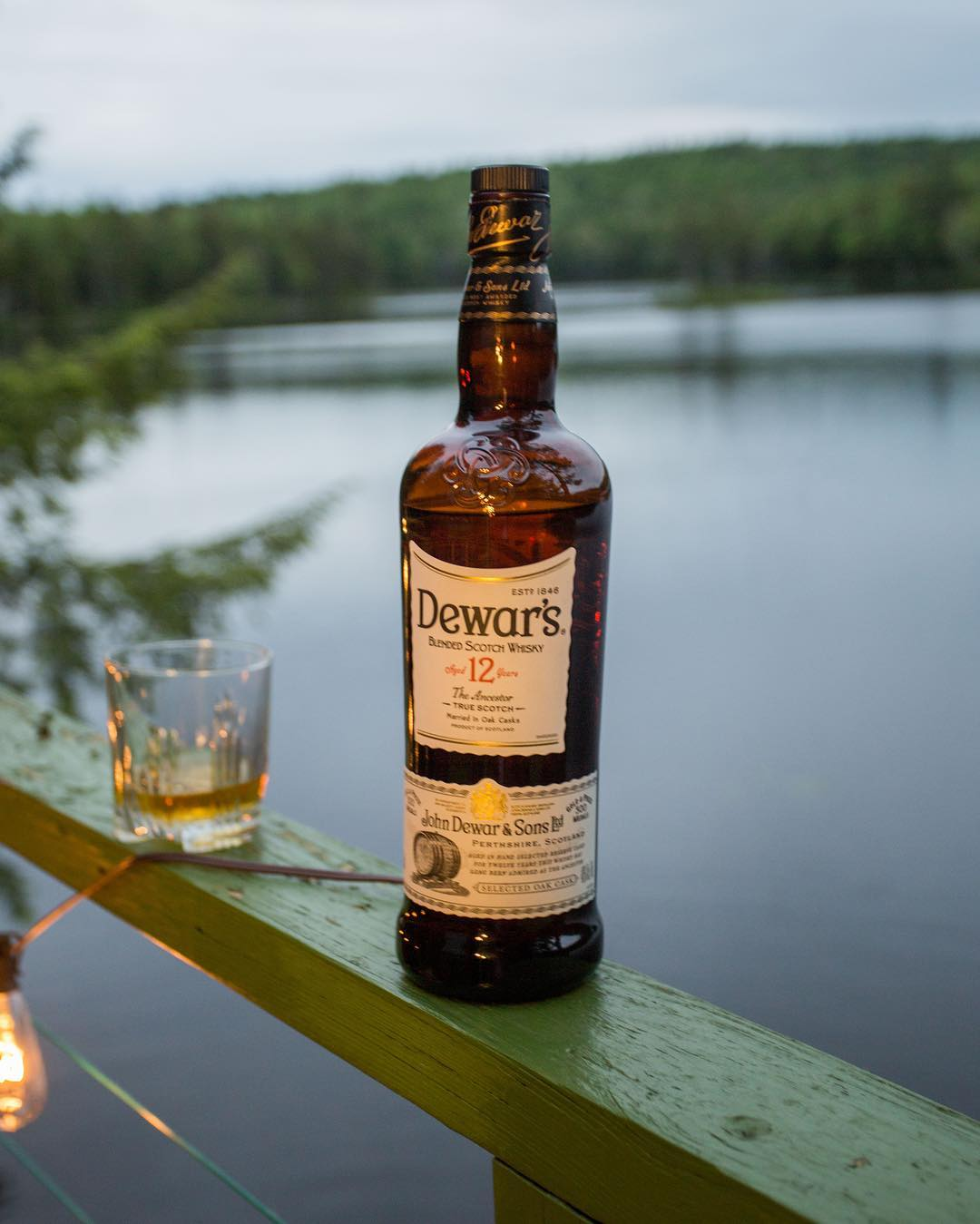 Dewar's Announces New North American Brand Ambassador