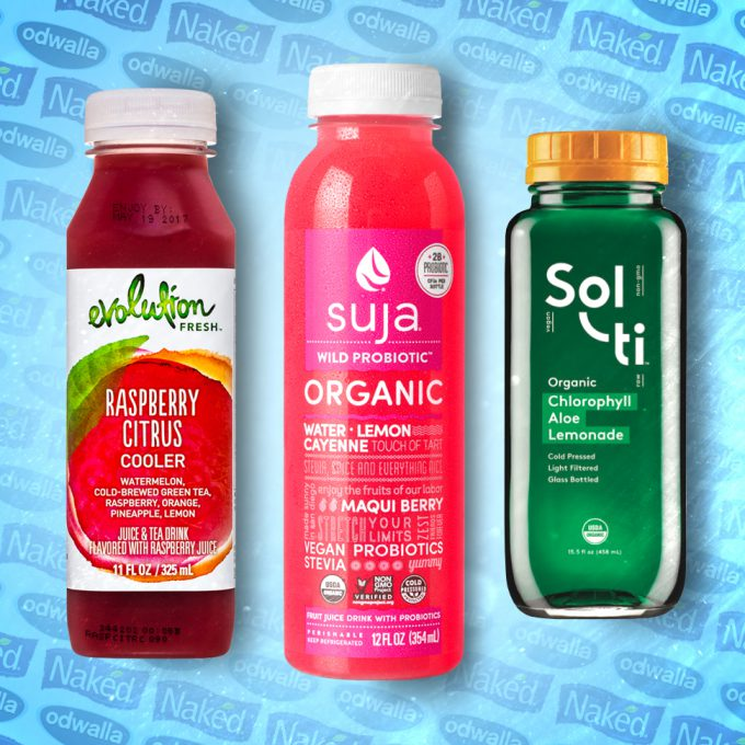 Premium Juice Takes On Sugar Challenge